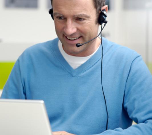 Support finns tillgänglig via flera olika kanaler hos Diosentic Systems